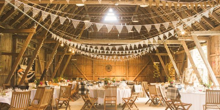 Hochzeitsscheunen NRW – die perfekte Location finden