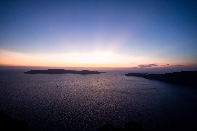 santorini hochzeit, Santorini